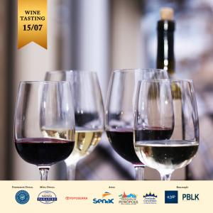 serra wine tasting 2018